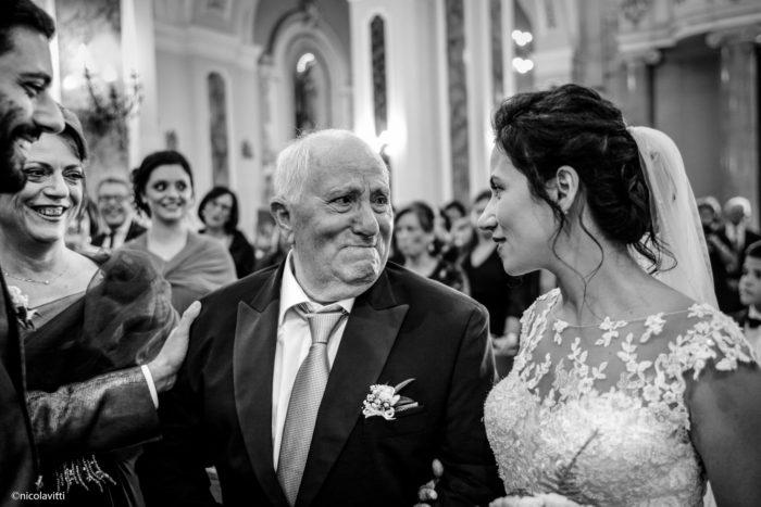 papà della sposa