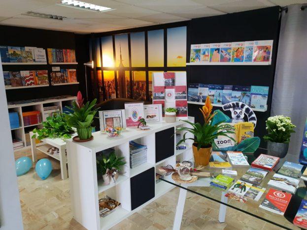zona lettura e relax