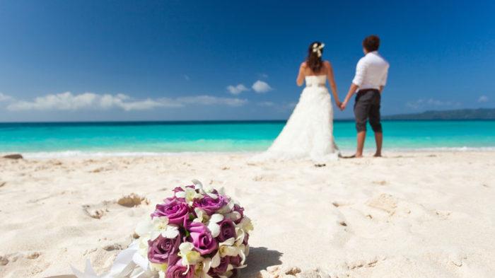 Sposi Spiaggia