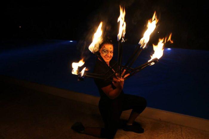 Giochi con il fuoco