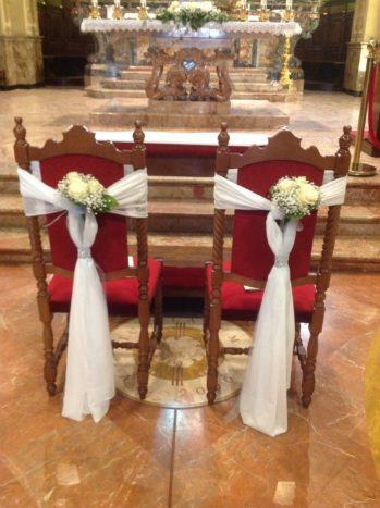 Seduta sposi