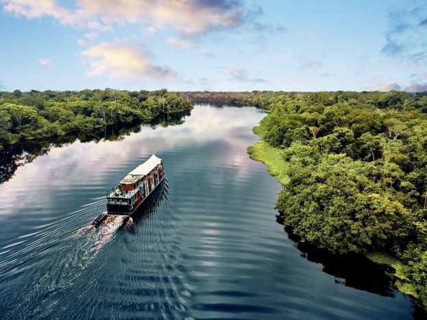 Crociera  Amazzonia