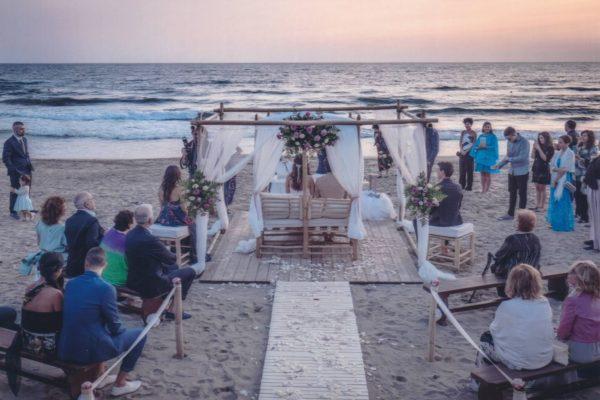 Matrimonio Civile in Spiaggia