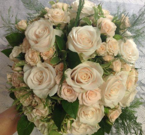 Bouquet delicato e romantico