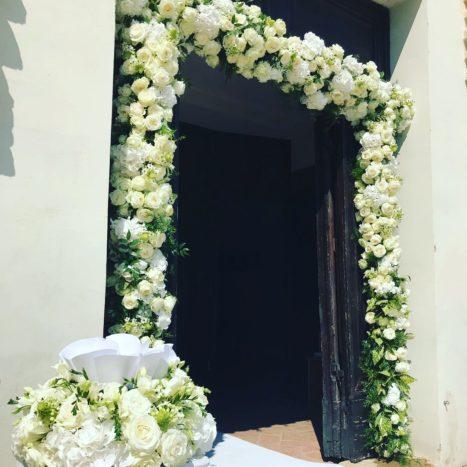 Arco floreali