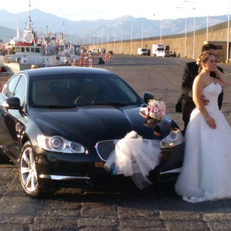 Sposi al porto di CATANIA