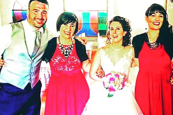 Matrimonio David e Camilla