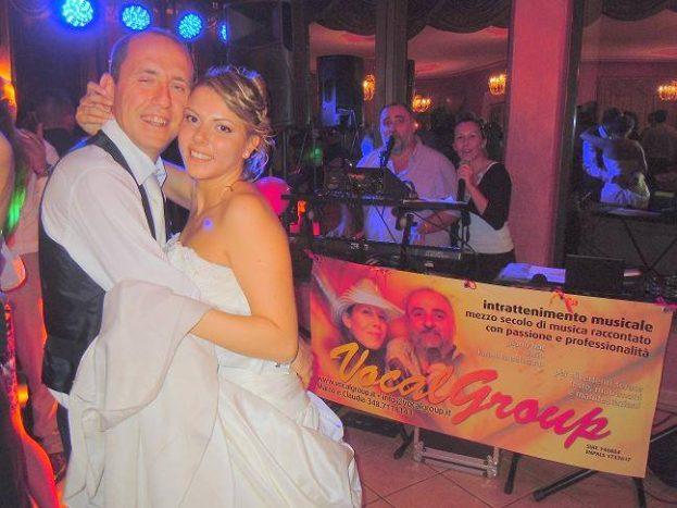 VocalGroup nozze ballo sposi