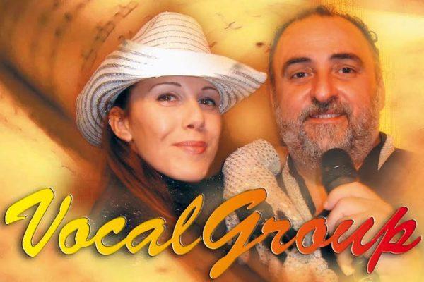 VocalGroup musica nozze sposi