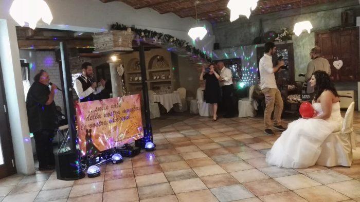 VocalGroup Karaoke matrimonio