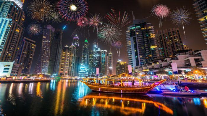 Marina Dubai - Emirati Arabi