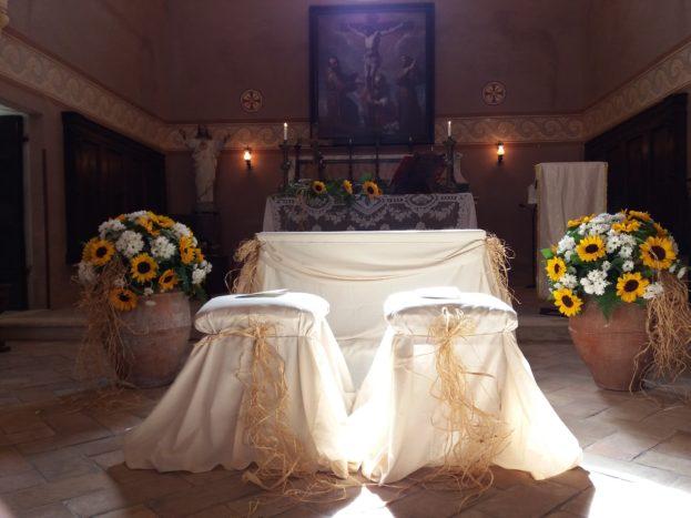 Altare San Francesco