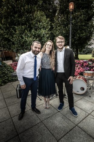 Liquid Project Wedding Trio