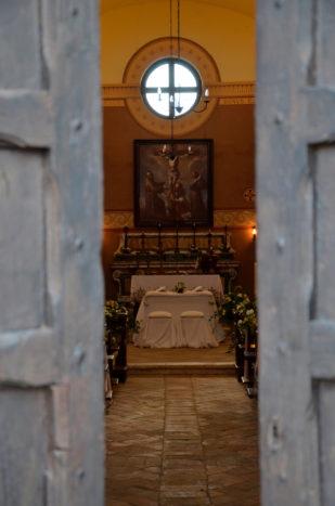 Scorcio Altare
