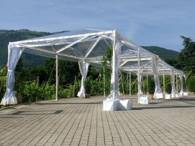 Gazebo Crystal