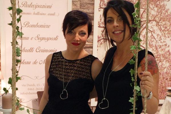 Vi aspettiamo, Laura e Stefani