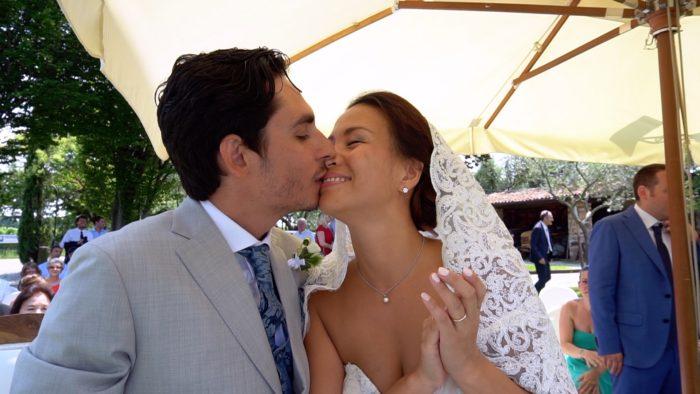 bacio sposi solive