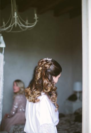 Chiara's hair
