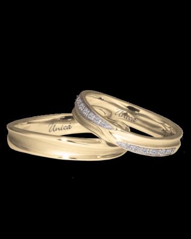 Fedi MF504V in oro giallo