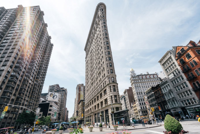Flatiron District - New York