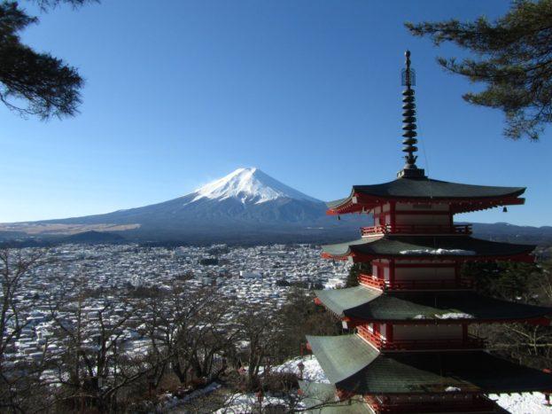 Monte Fuji - Giappone