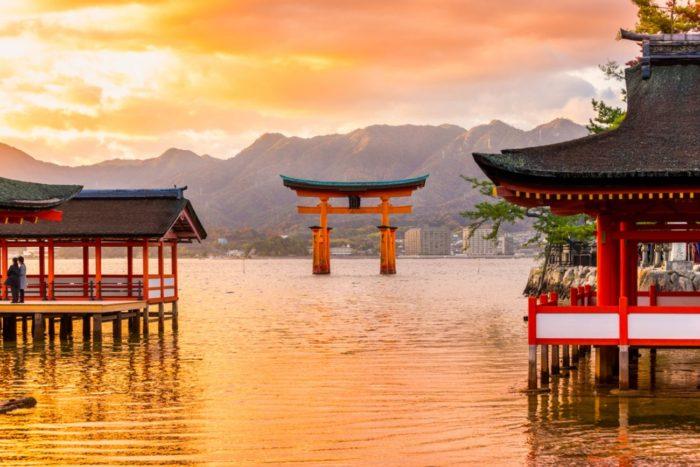 Miyajima  - Giappone