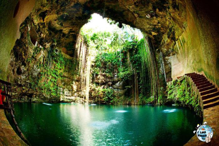 Cenote - Messico