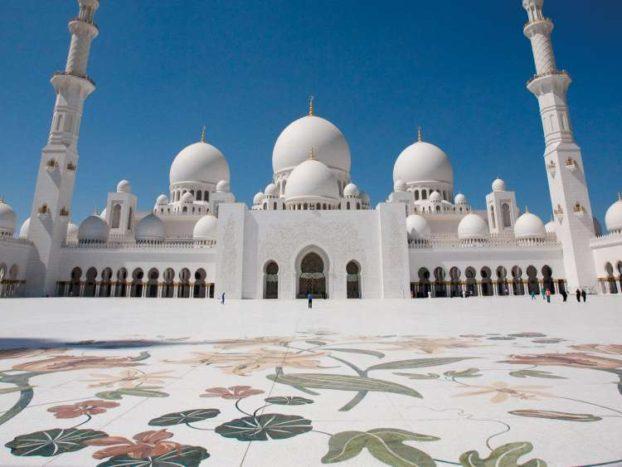 Moschea Bianca - Abu Dhabi