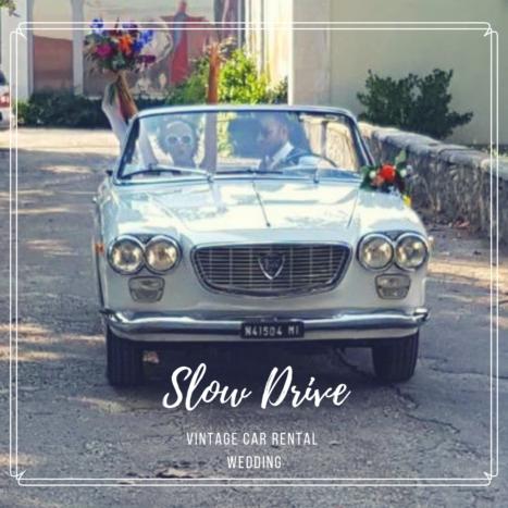 Lancia Flavia Cabriolet - 1965
