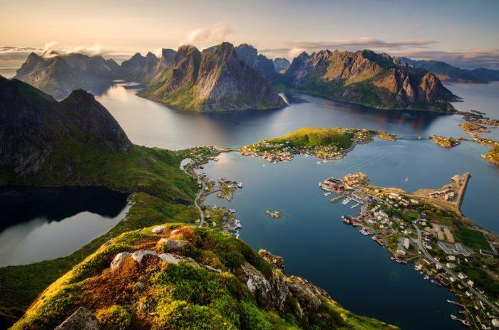 Isole Lofoten - Islanda