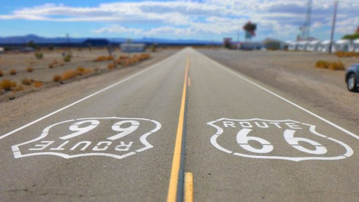 Route 66 - Stati Uniti