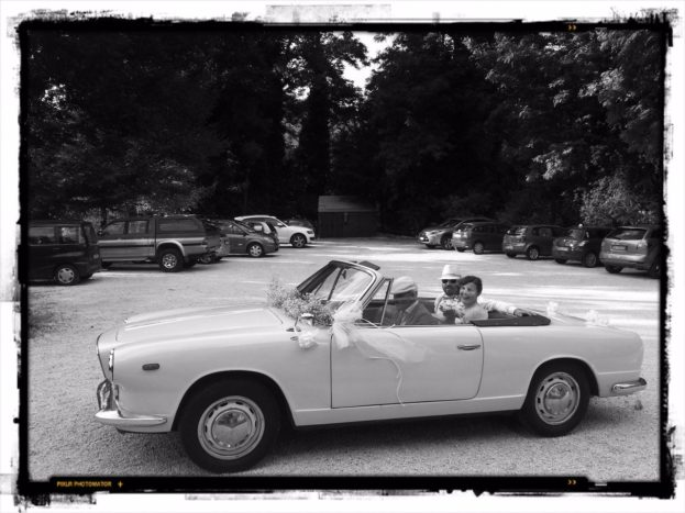 Lancia Flavia - 1965