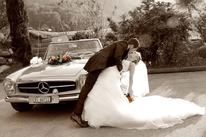 Mercedes d'epoca