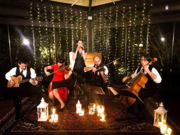 Quartetto Classic con voce
