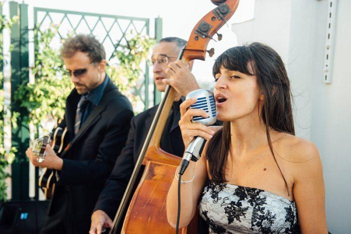 Trio Jazz con Voce