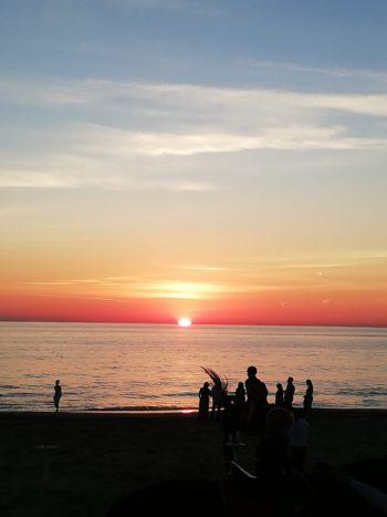 Sunset Rama