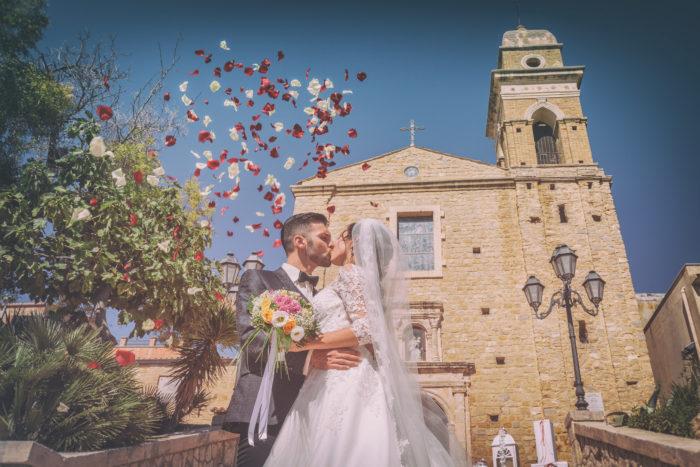 sposi e chiesa
