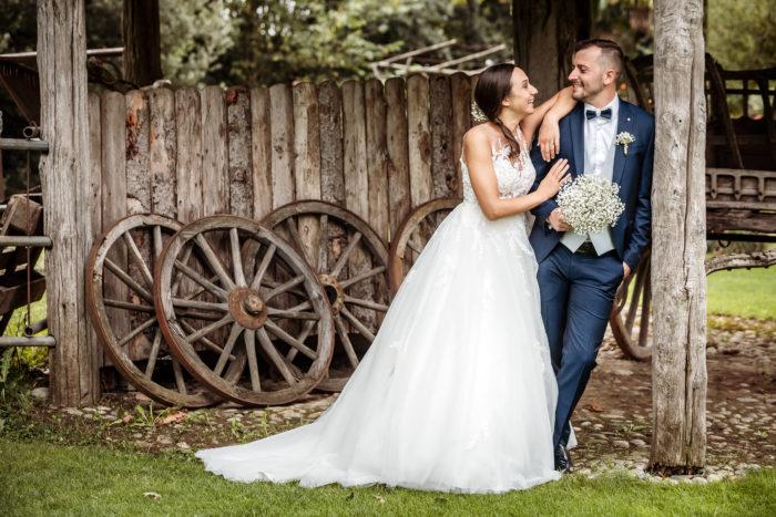 sposi e cascina