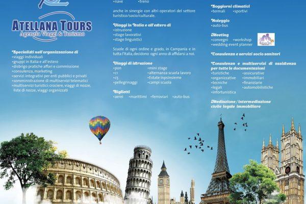 ATELLANA TOURS VIAGGI