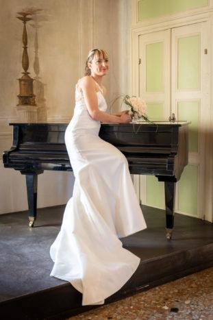 Sposa abito sirena
