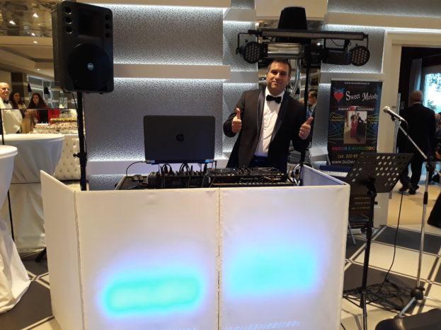 Alex Di Muccio e DJ set