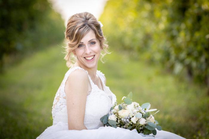 Sposa fiori