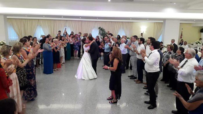 Ballo con gli sposi roma