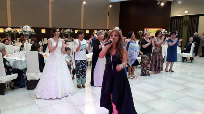 Cantante matrimoni italia