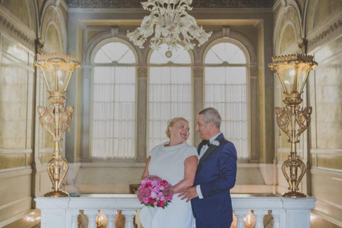 sposi Villa Serbelloni