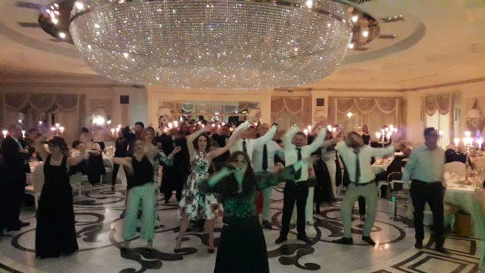 Ballo animazione matrimonio