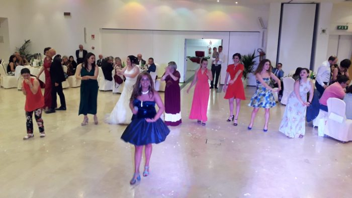 balli di gruppo con guida