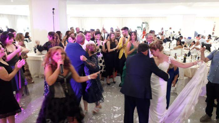 Ballo sposa con papà