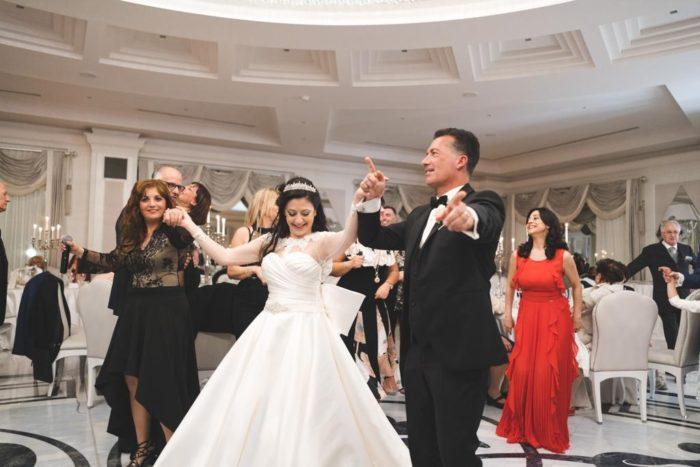 Ballo con gli sposi