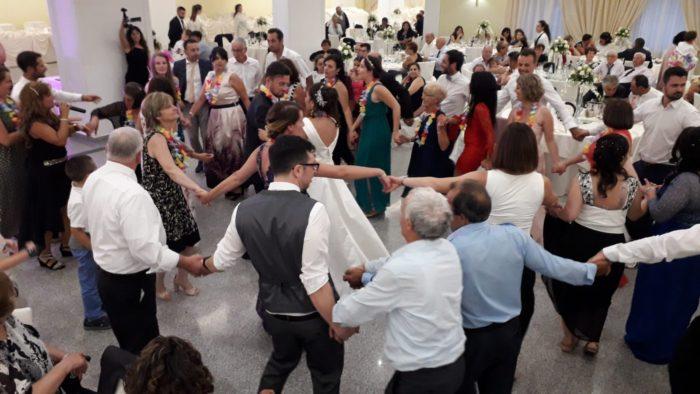 animazione matrimonio roma